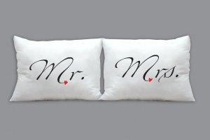 Mr.&Mrs. párna szett